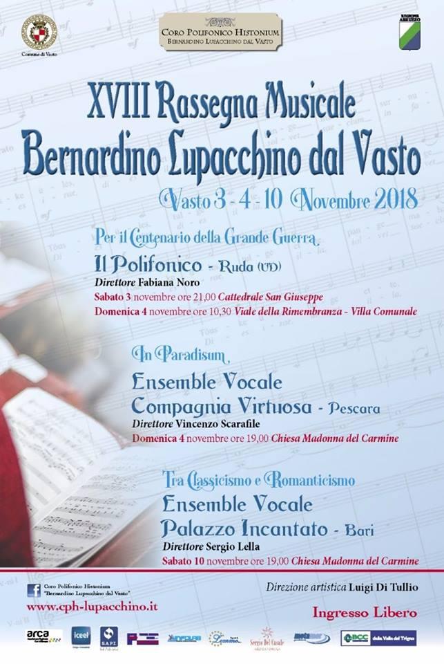 International Choir Festival of Vasto, Italy | Choral Events