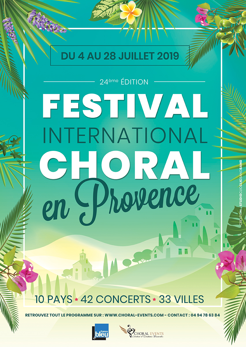 International Choir Festival in Provence | Choral Events