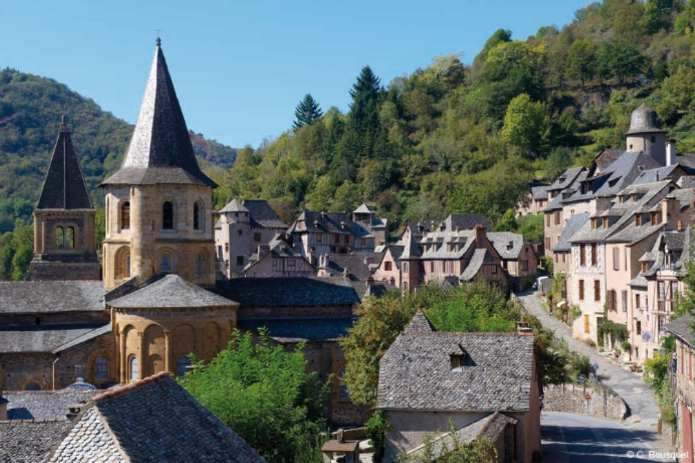 Conques Festival Choral Aveyron