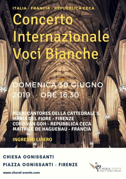 International Choir Festival in Tuscany, Italy | Choral Events