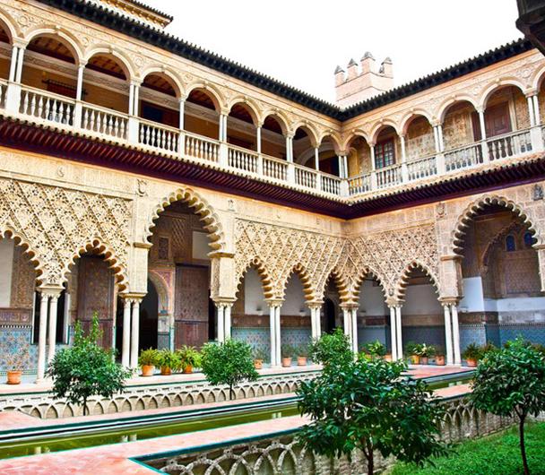 tournée chorales Seville