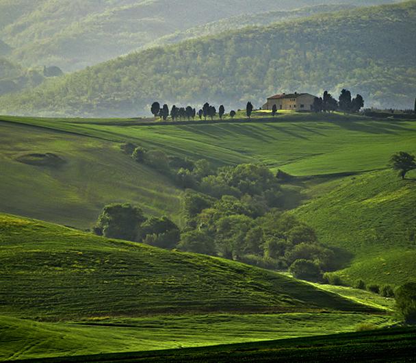 tournée en Toscane avec votre chorale