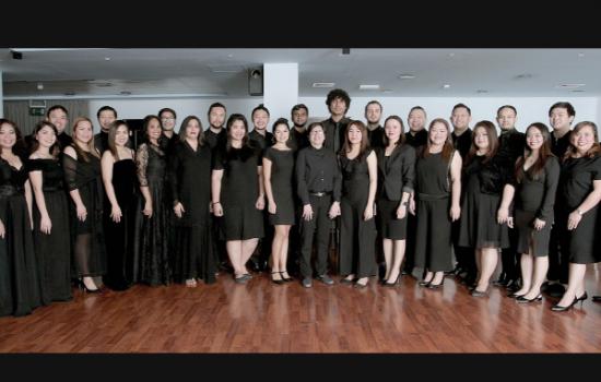 Camerata Singers - Vignette Site web