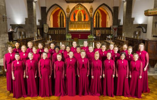 Cantamus girls choir - photo page web 1