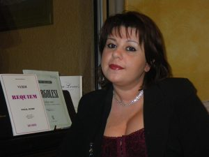 Madalina Spataru jury du concours choral international en provence 2020