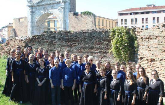 Tallinn chamber choir - Vignette Site web